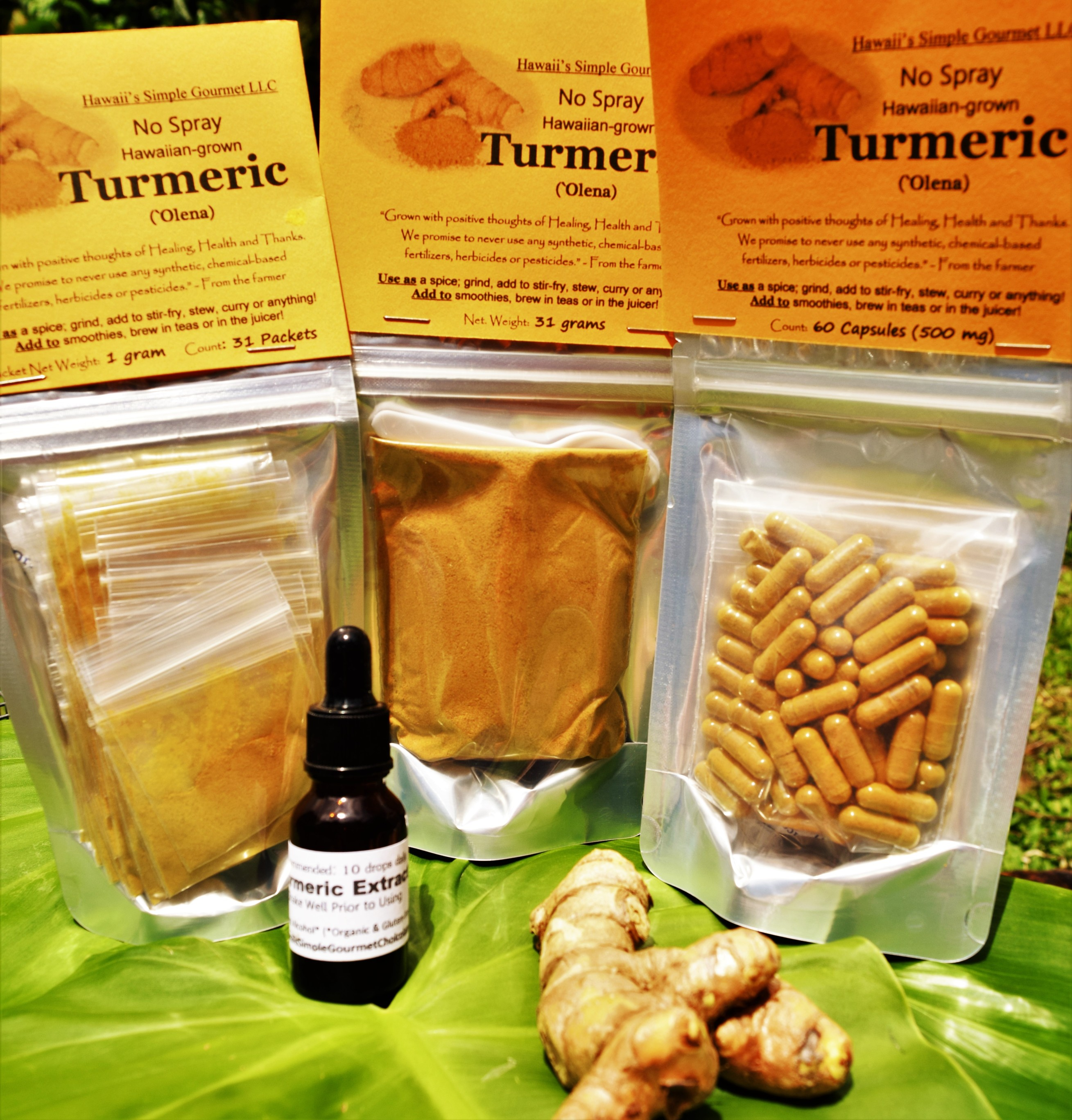 Daily Dose of Turmeric